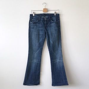 """7 For All Mankind """"A"""" Pocket Womens Jeans"""